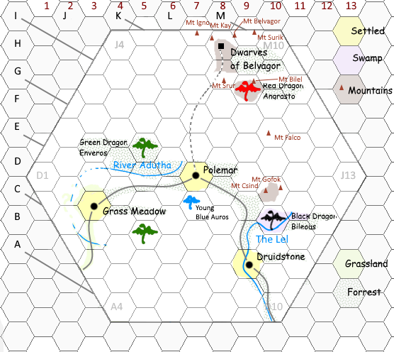 Constructing an Open Table Campaign for D&D 5e part 2 – Strange Flight