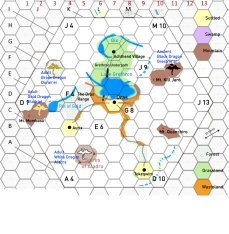 Dras Map - new player
